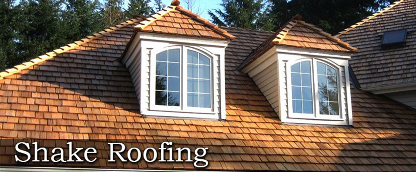 Wood Roofs in Atlanta
