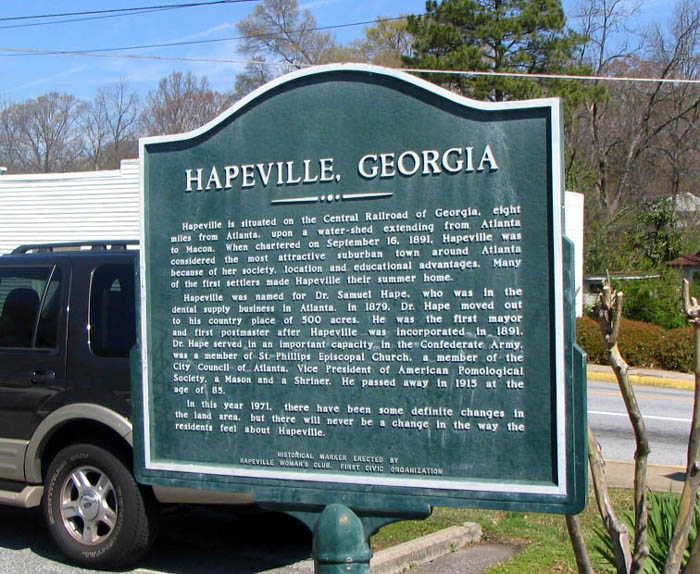Hapeville Roofing Company